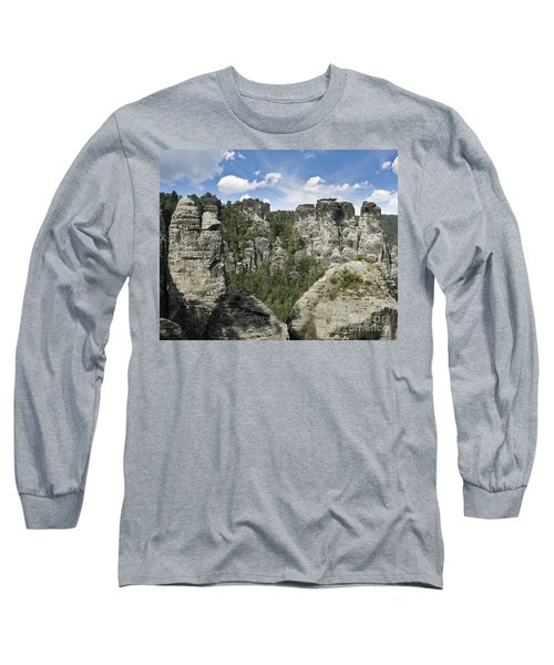 Germany Landscape Long Sleeve T-Shirt