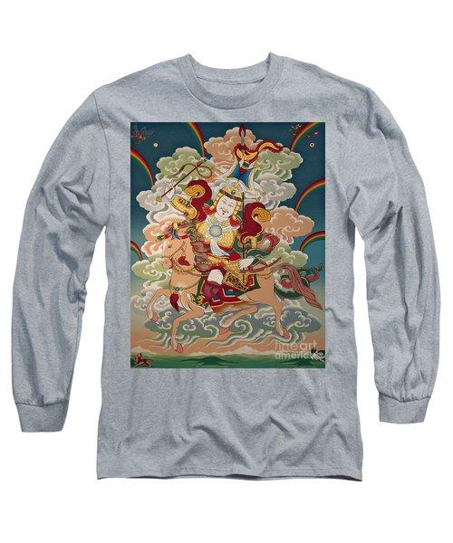 Gesar Gyalpo Long Sleeve T-Shirt