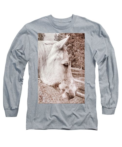 Get My Good Side, Please Long Sleeve T-Shirt