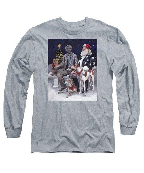 Gettysburg Christmas Long Sleeve T-Shirt