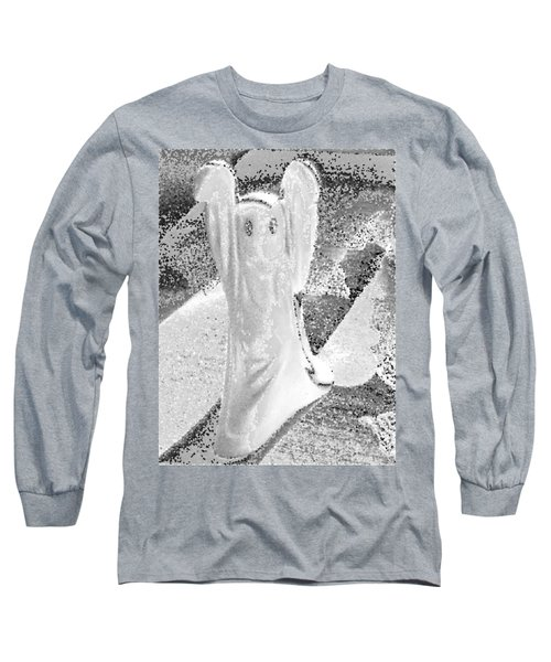 Ghost #3 Long Sleeve T-Shirt