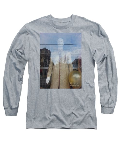 Ghost Prince Of Bangalore Long Sleeve T-Shirt