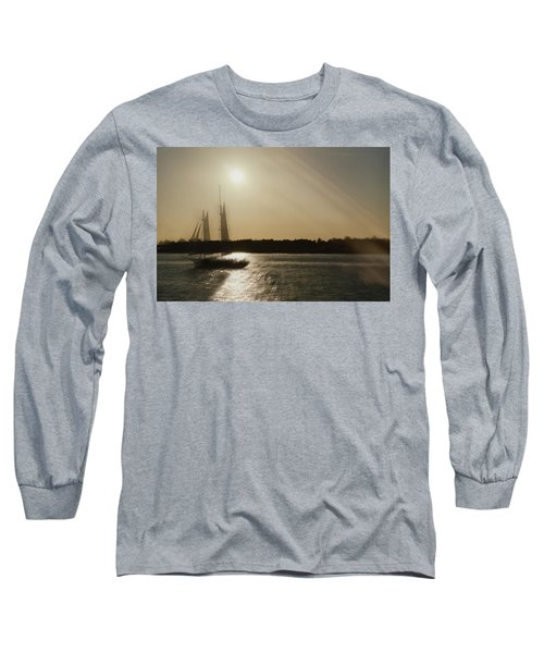 Ghost Ship Long Sleeve T-Shirt