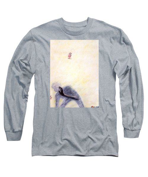 Ghosts In My Machine Long Sleeve T-Shirt