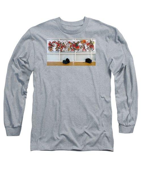 Ghsa Art Banner Prototype Long Sleeve T-Shirt