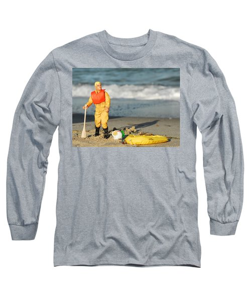 Gi Joe Marooned Long Sleeve T-Shirt