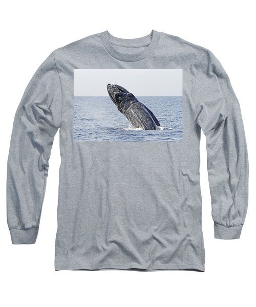 Giant Breach Long Sleeve T-Shirt by Shoal Hollingsworth