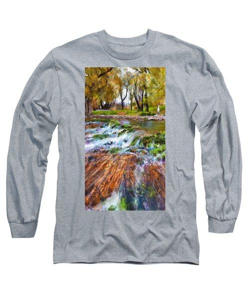 Giant Springs 2 Long Sleeve T-Shirt
