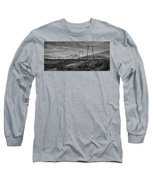 Giant Steps Are What You Take Long Sleeve T-Shirt