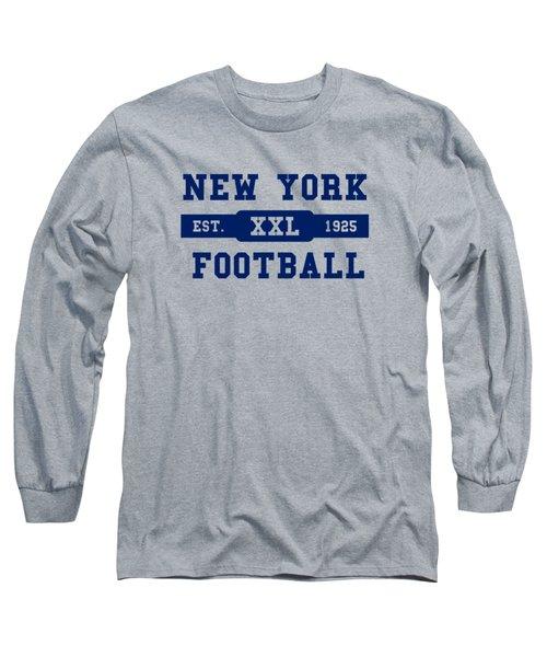 Giants Retro Shirt Long Sleeve T-Shirt