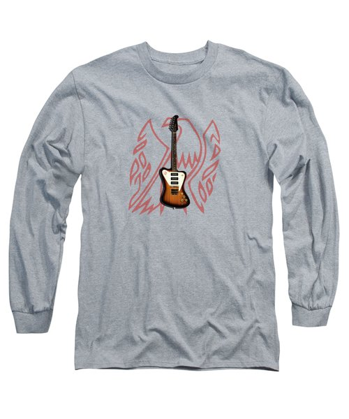 Gibson Firebird 1965 Long Sleeve T-Shirt
