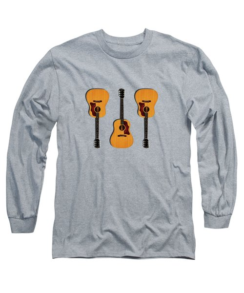 Gibson J-50 1967 Long Sleeve T-Shirt