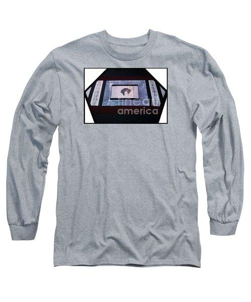 Gift Of Kanji In Love Long Sleeve T-Shirt