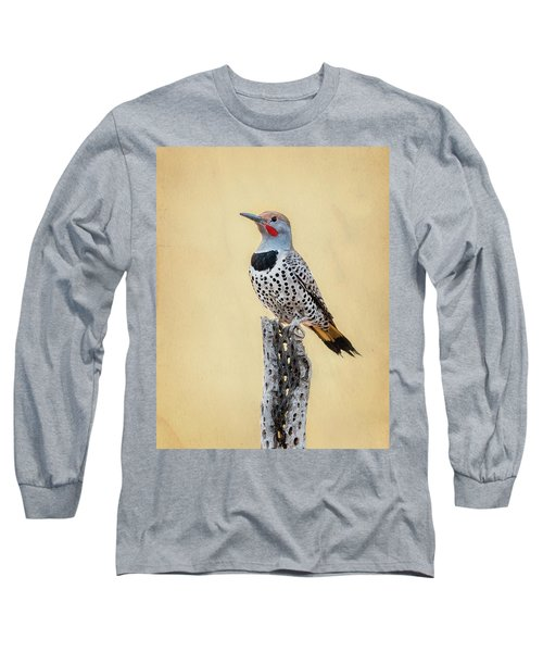 Gilded Flicker Long Sleeve T-Shirt