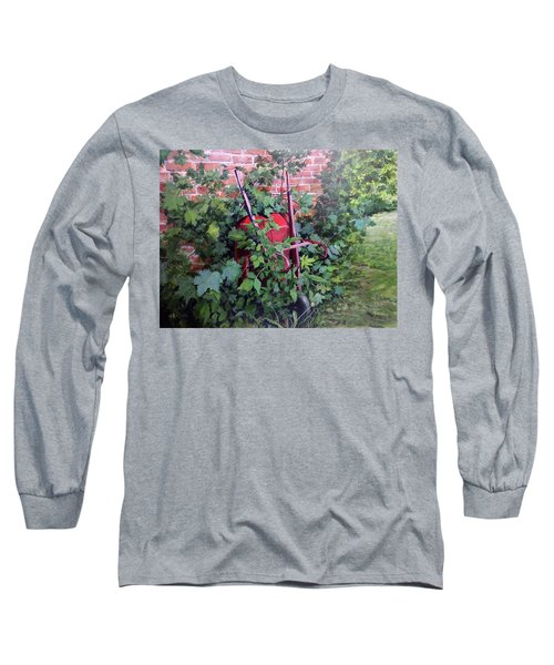 Give And Take Long Sleeve T-Shirt