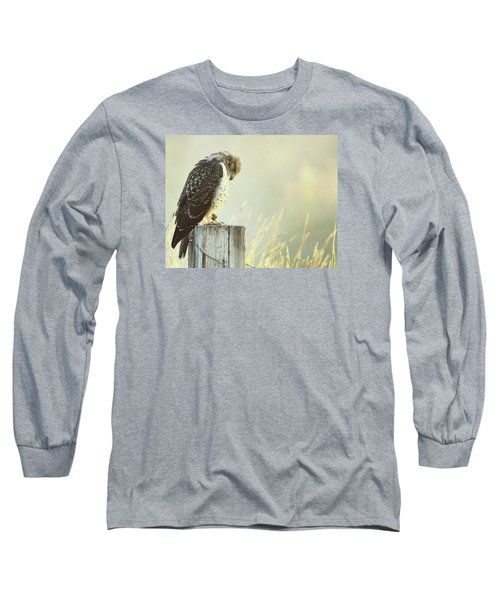 Giving Thanks.. Long Sleeve T-Shirt by Al  Swasey
