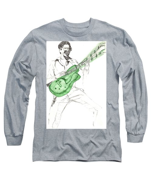 Gj Guitar  Long Sleeve T-Shirt