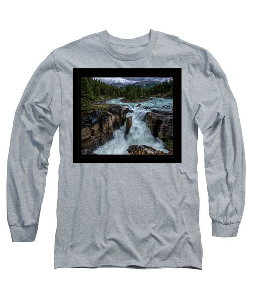 Glacier Falls Long Sleeve T-Shirt