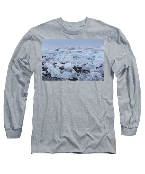 Glacier Ice Long Sleeve T-Shirt