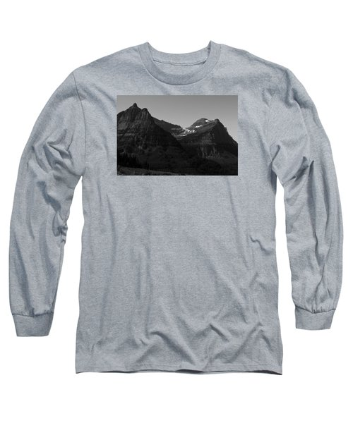 Glacier National Park 2 Long Sleeve T-Shirt