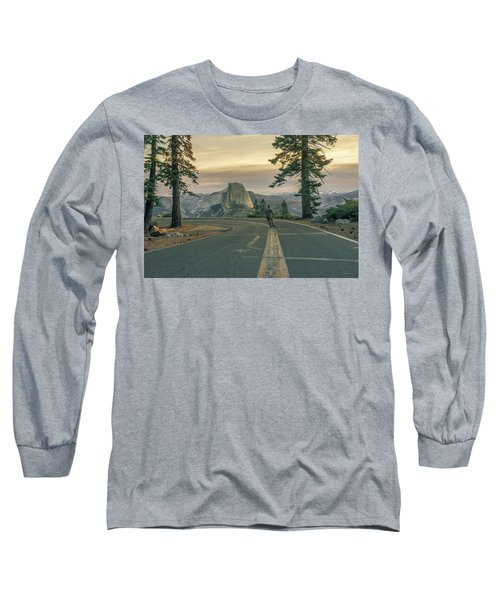 Glacier Point Adventure Long Sleeve T-Shirt