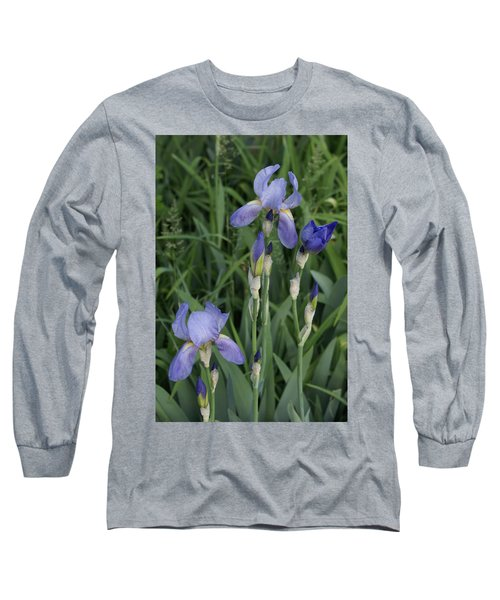 Glads Long Sleeve T-Shirt by Cynthia Powell