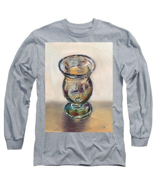 Glass Goblet Long Sleeve T-Shirt