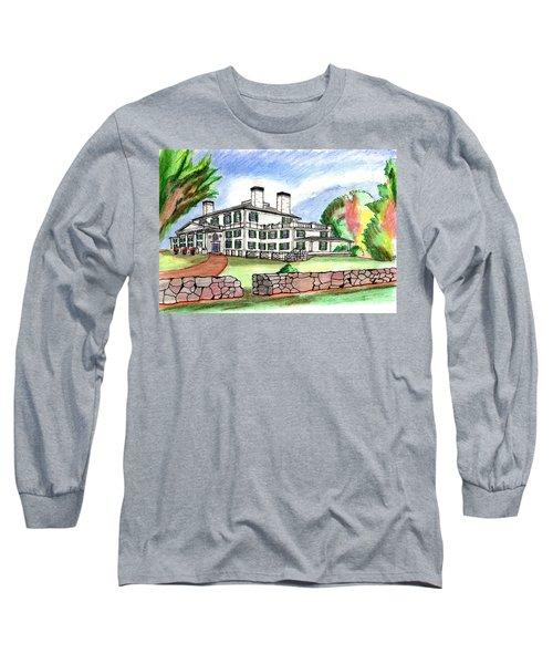 Glen Magna Farms Danvers Long Sleeve T-Shirt by Paul Meinerth