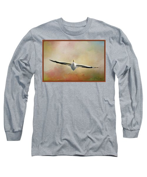 Gliding On Air Long Sleeve T-Shirt
