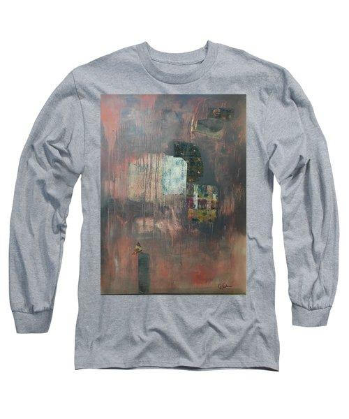 Glimpse Of Town Long Sleeve T-Shirt