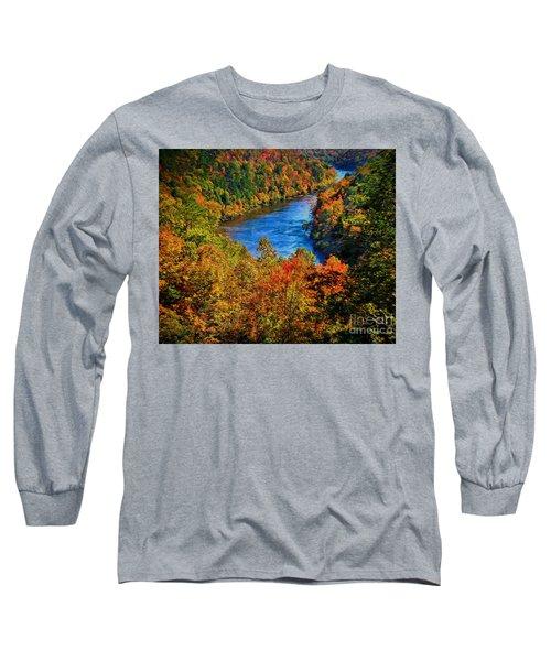 Glorious Color Long Sleeve T-Shirt