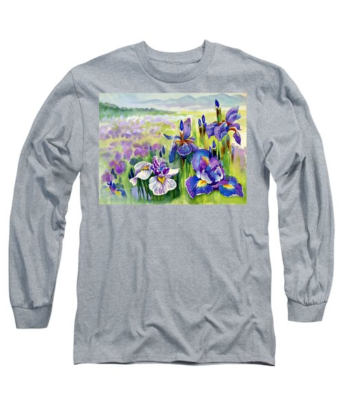 Glorious Hand Of God Long Sleeve T-Shirt