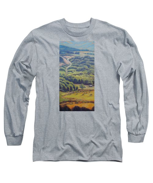 Glow Of The Rising Sun Long Sleeve T-Shirt