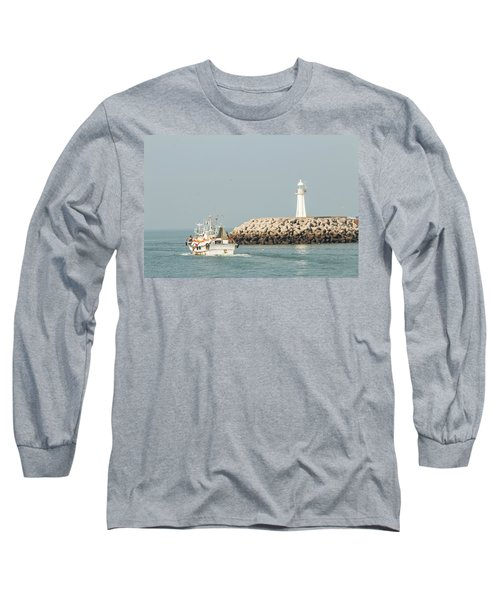 Go Fishing Long Sleeve T-Shirt