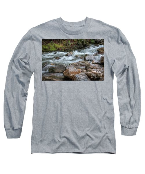 Go With The Flow Long Sleeve T-Shirt