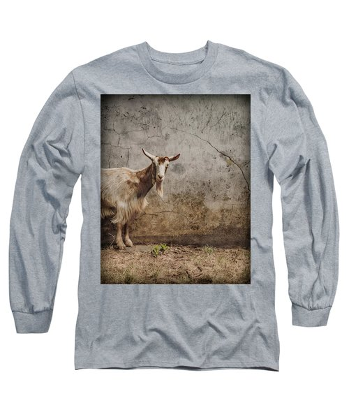 London, England - Goat Long Sleeve T-Shirt