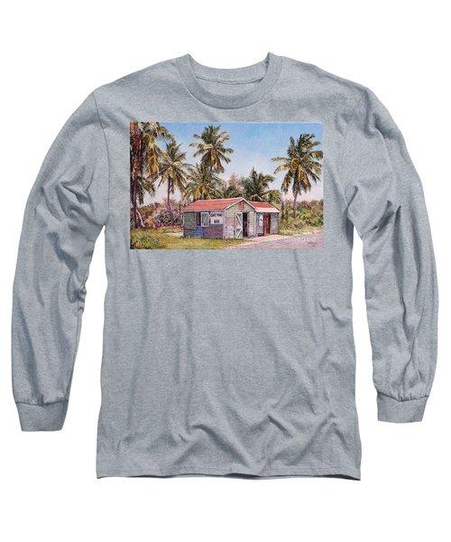 Goat Pond Bar Long Sleeve T-Shirt