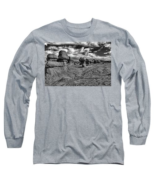 Goblins All In A Row Long Sleeve T-Shirt