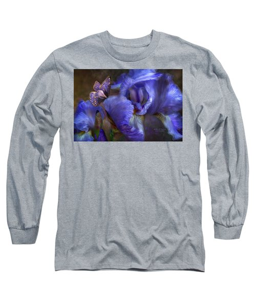 Goddess Of Mystery Long Sleeve T-Shirt