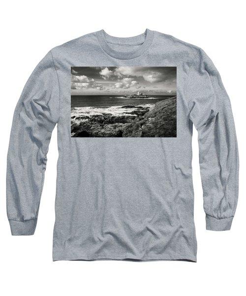 Godrevy Lighthouse 1 Long Sleeve T-Shirt