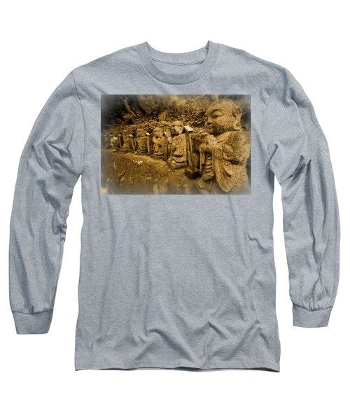 Long Sleeve T-Shirt featuring the photograph Gods Of Japan by Daniel Hagerman