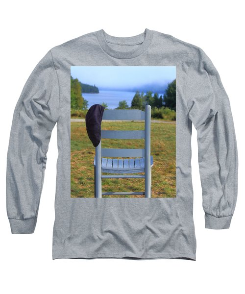 God's Waiting Room Long Sleeve T-Shirt