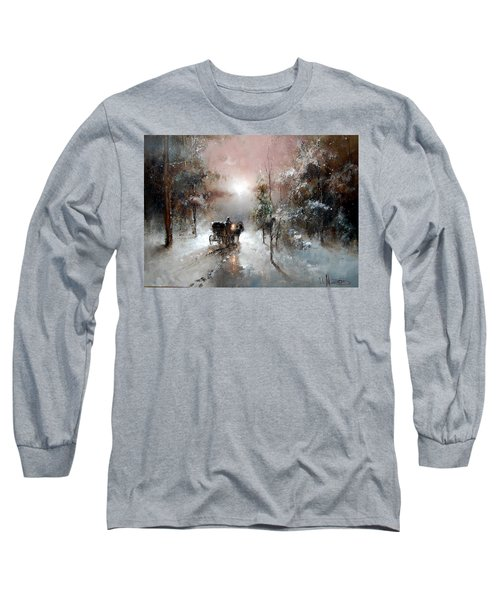 Going For Visit Long Sleeve T-Shirt