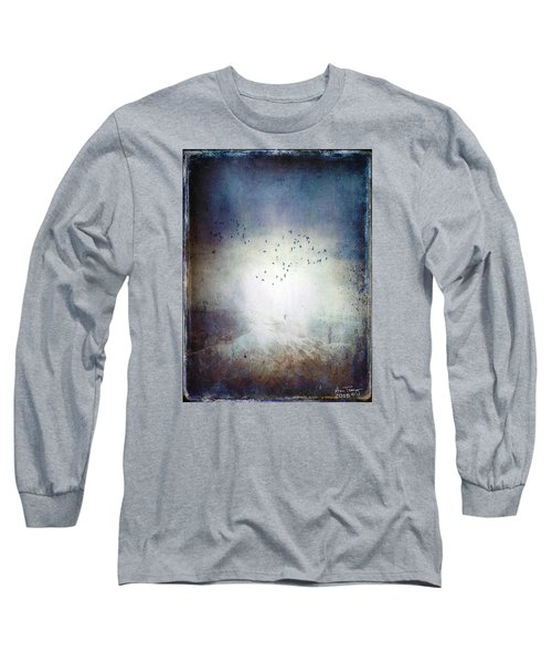Going Home Long Sleeve T-Shirt by Ann Tracy