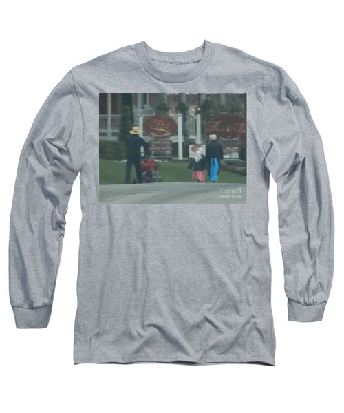 Going To Town Long Sleeve T-Shirt