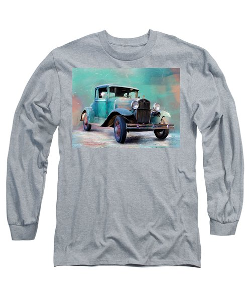 Going Visiting Long Sleeve T-Shirt