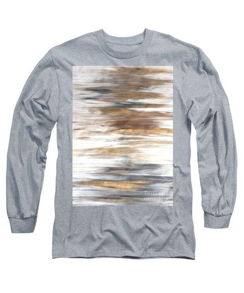 Gold Coast #22 Landscape Original Fine Art Acrylic On Canvas Long Sleeve T-Shirt