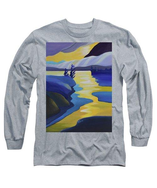 Gold Rush Long Sleeve T-Shirt