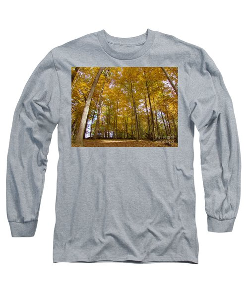 Golden Canopy Long Sleeve T-Shirt