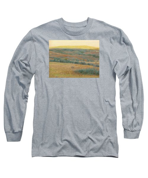 Golden Dakota Horizon Dream Long Sleeve T-Shirt